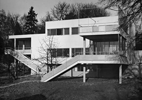 Marcel Breuer y la arquitectura