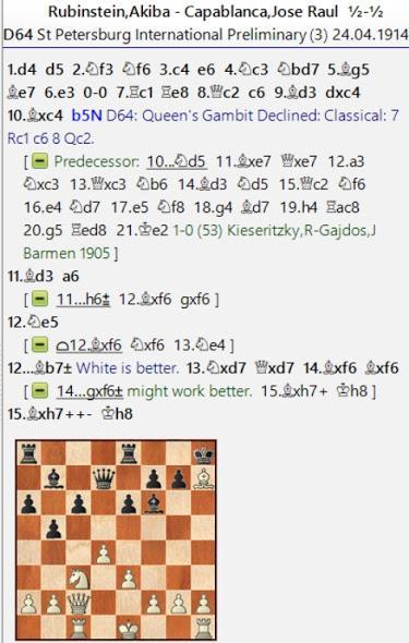 Lasker, Capablanca y Alekhine o ganar en tiempos revueltos (9)