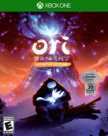 [Box Art] Ori and the Blind Forest / Ori and the Will of the Wisps