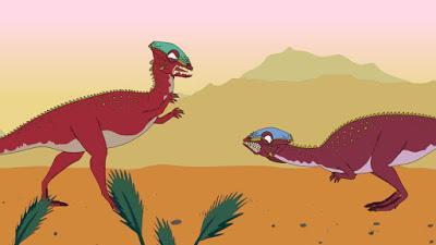 Ralph und die Dinosaurier