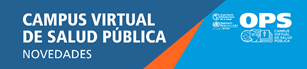 Novedades del Campus Virtual de Salud Pública de la OPS