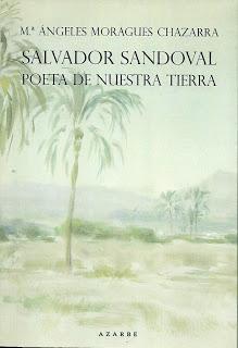 Salvador Sandoval, poeta de nuestra tierra