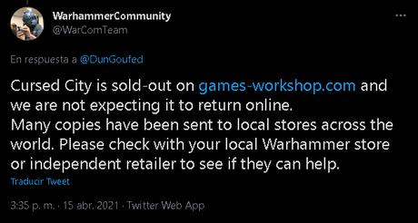 WQ Cursed City: No hay mas cajas y le pasan el marrón a la tiendas