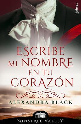 Reseña | Escribe mi nombre en tu corazón, Alexandra Black