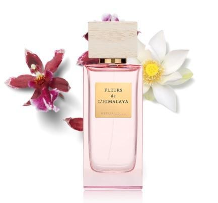 """El Perfume del Mes – """"Fleurs de L'Himalaya"""" de RITUALS"""