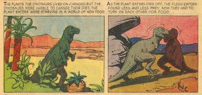 Dinocómics (III): Cuando la Tierra era joven