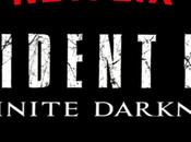 Tráiler estreno 'Resident Evil: Infinite Darkness'.