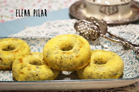 Donuts de brócoli y mozzarella, súper ligeros y súper fáciles