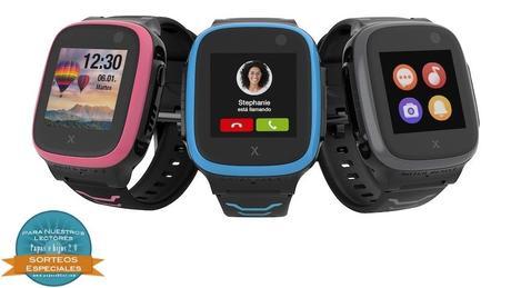 ¡Gana un smartwatch infantil Xplora X5!