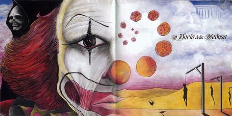 """Il Bacio de la Medussa. """"Scorticamento di Marsia (Part I,II,III,IV)"""""""