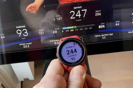 Peloton Power Data Broadcaster (DFC) Launches: Hands-on Details