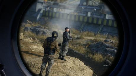 Sniper Ghost Warrior Contracts 2 nos presenta la región de Kuamar en vídeo