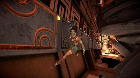 Aztech Forgotten Gods llegará este año a Playstation 4