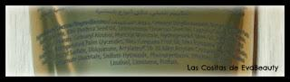Ingredientes Sleeping Beauty Mask de Dermacol