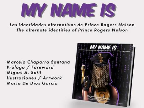 Nuevo libro sobre Prince: 'My name is'