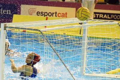 Galería de clics del Kirishi-CN Sabadell (semifinales de la Copa LEN)