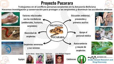Biólogo de Almadén estará 3 meses en la selva boliviana con el Proyecto Pucarara