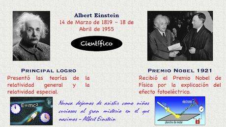 66 Aniversario de la muerte de Albert Einstein