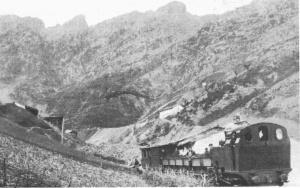 El tren que nunca llegó