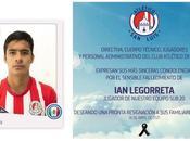Fallece accidente vial jugador Atlético Luis