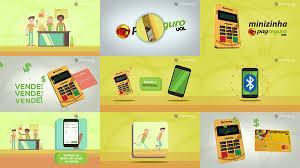 A solução completa em meios de pagamento e serviços financeiros. Motionauts Minizinha Pag Seguro Uol