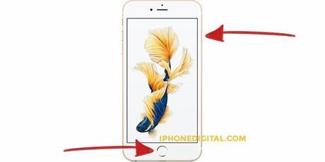 Cómo hacer una captura de pantalla en iPhone – tutorial