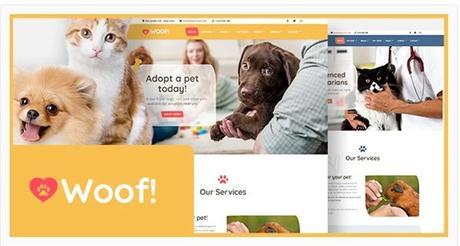 10+ Mejores Temas WordPress para Criadores de Perros