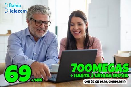 Bahía Telecom, la mejor Fibra óptica y telefonía móvil de Cádiz ya está aquí