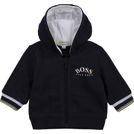 BOSS Kidswear SS21, para niños preparados para todo