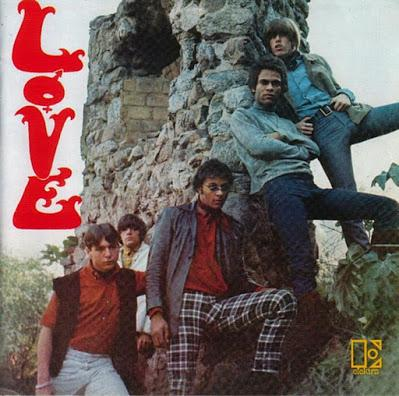 Love - My flash on you (1966)
