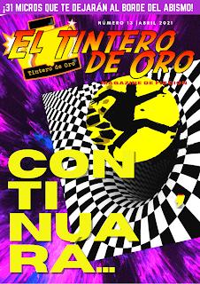 EL TINTERO DE ORO MAGAZINE Nº 13: CONTINUARÁ...