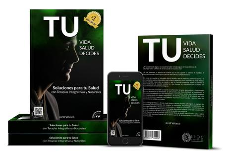 Días antes de Sant Jordi, el libro de Jordi Velasco llega a Best Seller en el ámbito de Salud y Bienestar