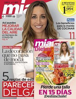 #Revistasmayo #Mia #regalosrevistas #suscripcionrevistas #mujer #woman