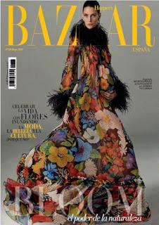 #HarpersBazaar #revistasmayo #mujer #woman