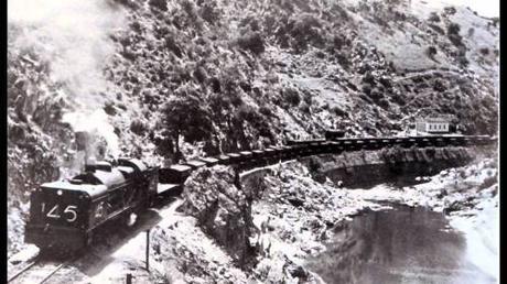 Y el tren no vino a la Sierra Norte