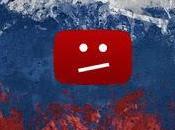 Rusia demandò Google trato abusivo Youtube usuarios
