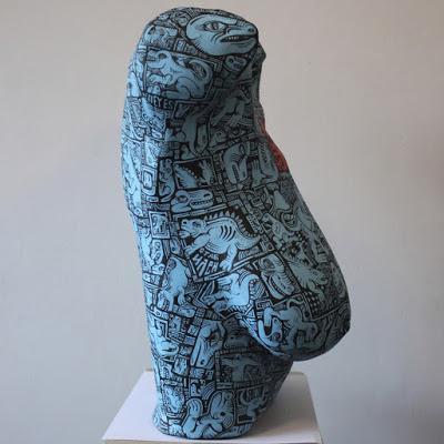 El torso dinosauriano de Fedya Deadeyes
