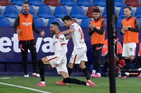 Crónica Levante 0 - Sevilla FC 1