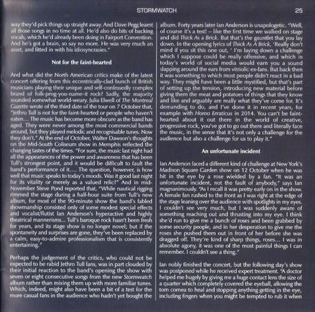 Jethro Tull - Stormwatch (1979)
