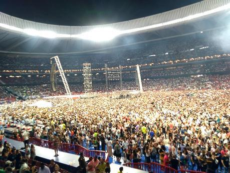Cae un 63% en 2020 la facturación por venta de entradas para conciertos