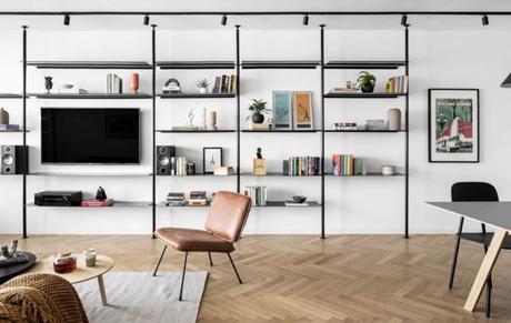 decoración de apartamentos pequeños modernos: Maya Sheinberger 4