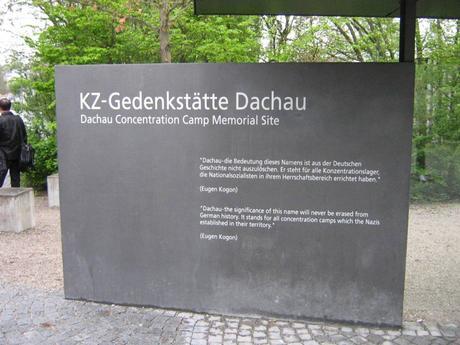 Campo de concentración de Dachau y su museo
