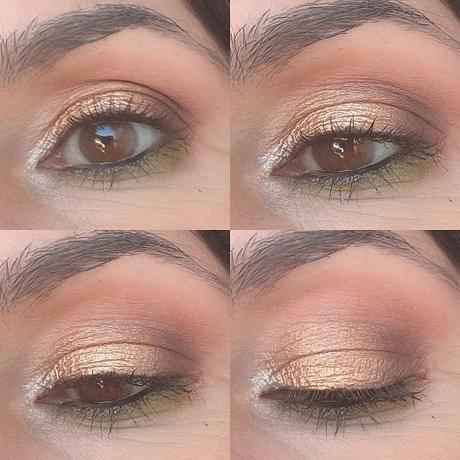 Cuatro maquillajes con LETHAL COSMETICS 02