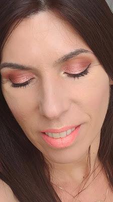 Cuatro maquillajes con LETHAL COSMETICS 07