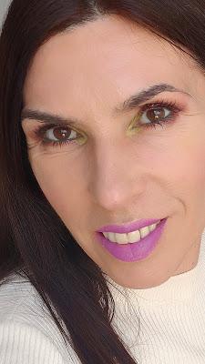 Cuatro maquillajes con LETHAL COSMETICS 11