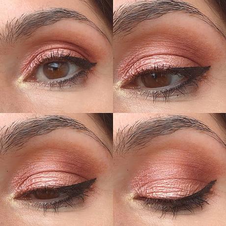 Cuatro maquillajes con LETHAL COSMETICS 06