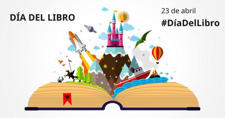 23 de abril, Día del libro en el mundo y Sant Jordi