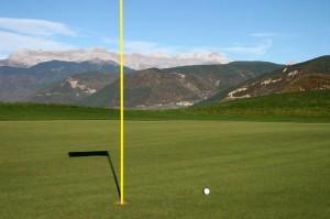 Extremadura también juega, y muy bien, al golf