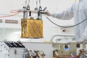 Un instrumento consigue obtener oxígeno a partir de la atmósfera de Marte