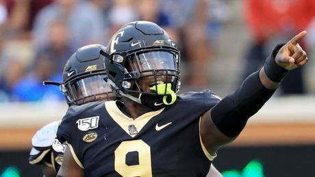 Revisando el Big Board para el Draft NFL 2021: Prospectos 76 a 80